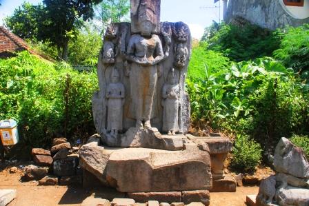 Arca Dewi Parwati