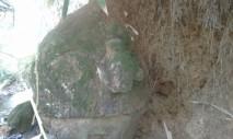 Sarcophagus dukuh Prayu, Bunutin, Bangli. Bali. Foto milik Komang Karwijaya.